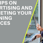 Advertising and Marketing Your Cleaning Services