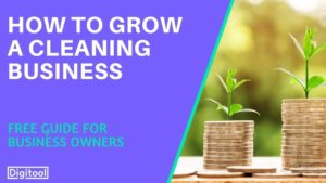 how to grow a cleaning business