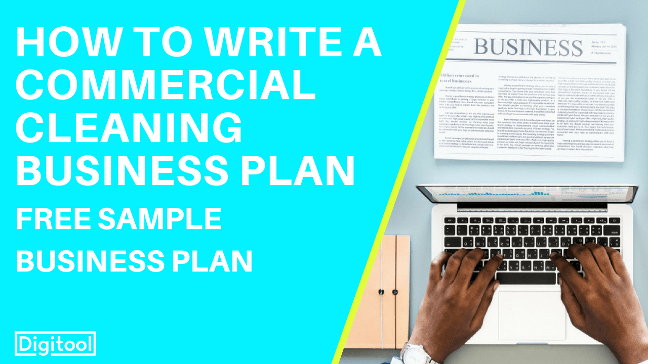 how to write a business plan free