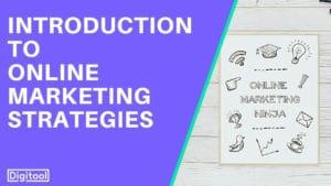 online marketing strategies - online marketing strategies poster