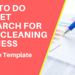 Market Research Cleaning Business
