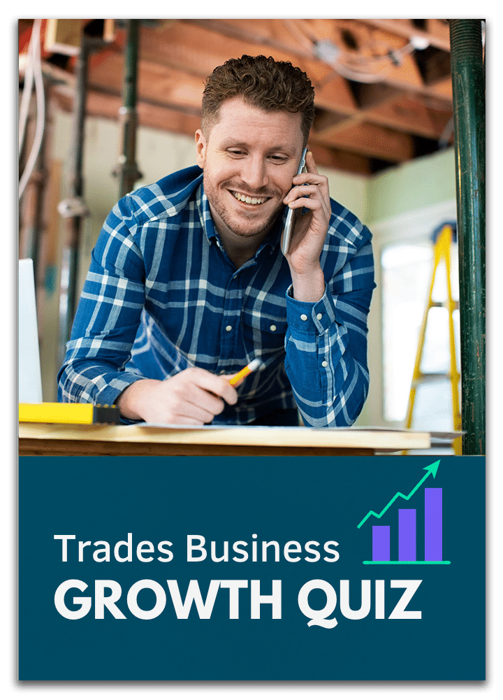 Trades Business Growth Quiz