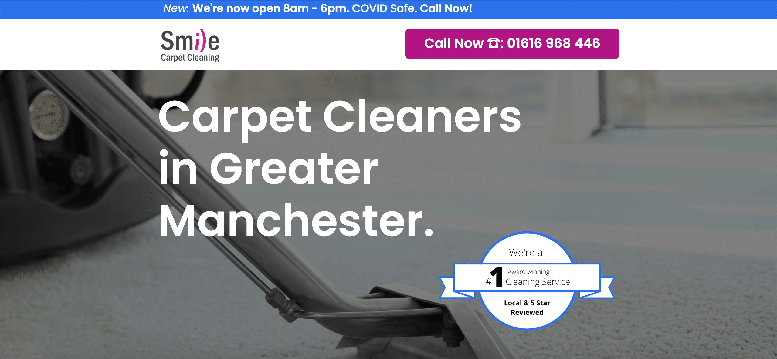 """""""Carpet Cleaners in Greater Manchester""""."""